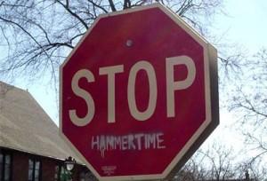 Stop,hammertime